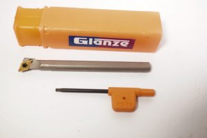 Glanze 8 mm DCMT Lathe Tool