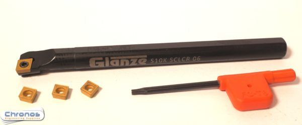 Glanze 790460 Boring Bar Set