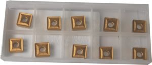 Set of 10 SNMG Replacement Inserts
